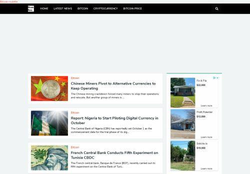 لقطة شاشة لموقع Bitcoin, Blockchain, Mining and Crypto News بتاريخ 24/07/2021 بواسطة دليل مواقع روكيني
