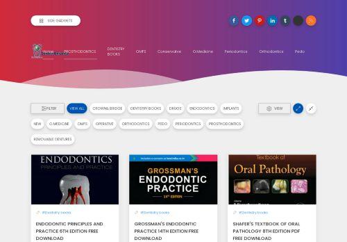 لقطة شاشة لموقع Dentist Universe بتاريخ 26/07/2021 بواسطة دليل مواقع روكيني