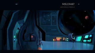 لقطة شاشة لموقع m3lomat بتاريخ 07/05/2020 بواسطة دليل مواقع روكيني